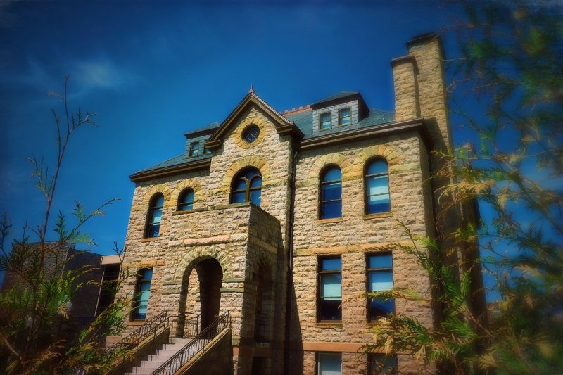 The College of Liberal Arts and Human Sciences is headquartered in the oldest Hokie Stone building on the Blacksburg Campus.