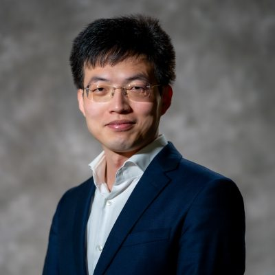 Headshot of Maosen Wang, Ph.D.