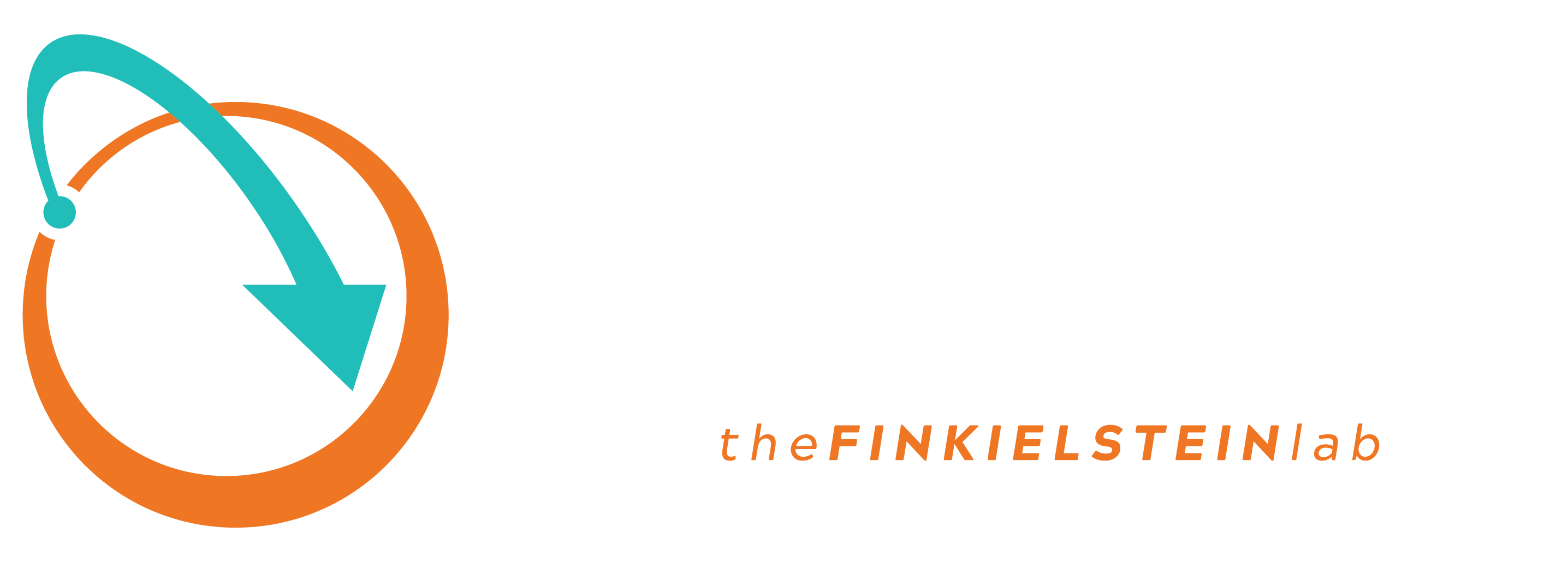 Integrated Cellular Responses Laboratory | The Finkielstein Lab Logo with white text